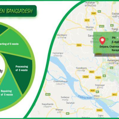 e-waste company in Bangladesh