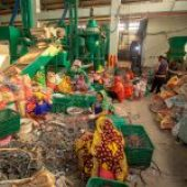 e-waste recycling process in Bangladesh