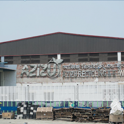 e-waste recycling plant in Bangladesh
